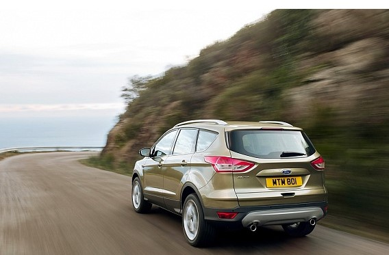 Ford Ford Kuga New